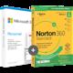 Visuel Pack Microsoft 365 Personnel + Norton 360 Standard