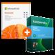Visuel Pack Microsoft 365 Personnel + Kaspersky Total Security