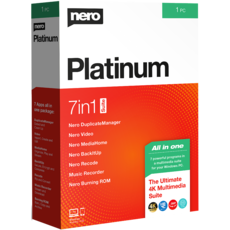 Nero Platinum - Abonnement