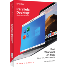 Parallels Desktop pour Mac - Business Edition - Abonnement