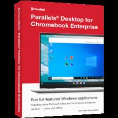 Parallels Desktop pour Chromebook Enterprise