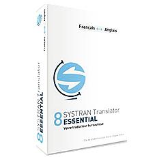 Systran 8 Translator Essential - Français <> Allemand