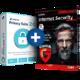 Visuel Steganos Privacy Suite + G DATA Internet Security