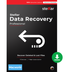 Stellar Data Recovery Professional - Mac