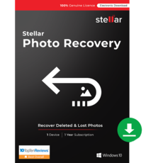 Stellar Photo Recovery Standard - Windows