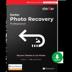 Stellar Photo Recovery Professional - Windows