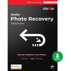 Stellar Photo Recovery Technician - MAC