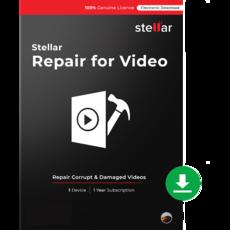 Stellar Repair for Video Premium - Mac