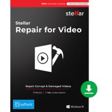 Stellar Repair for Video - Windows