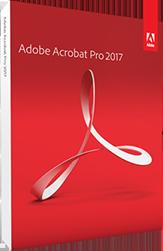 Acrobat Pro 2017