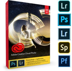 Adobe Creative Cloud Photo