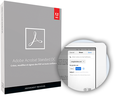 Acheter Acrobat Standard 2017
