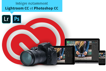 Acheter Adobe Creative Cloud Photographie - 1 To