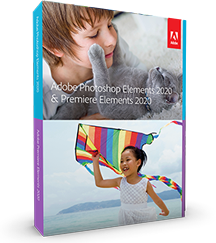 ADOBE Photoshop Elements 2019 & Premiere Elements 2019 - Education