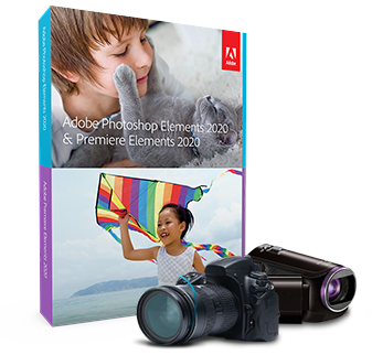 Acheter ADOBE Photoshop Elements 2019 & Premiere Elements 2019