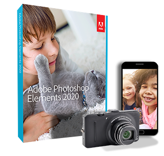 Acheter ADOBE Photoshop Elements 2019