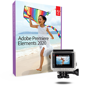Acheter ADOBE Premiere Elements 2020
