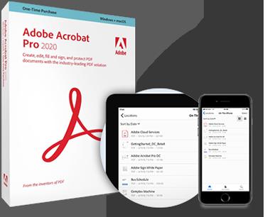 Acheter Acrobat Pro 2017 - Education