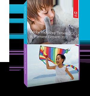 Acheter ADOBE Photoshop Elements 2020 & Premiere Elements 2020