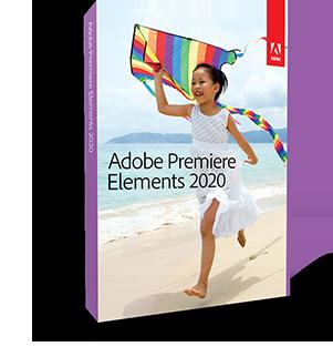 Acheter ADOBE Premiere Elements 2020