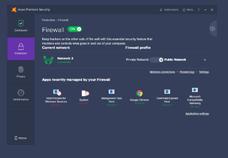 Screenshot 2 Avast Internet Security