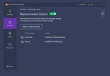 Screenshot 3 Avast Internet Security