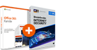 Pack Office 365 Famille + Bitdefender Internet Security 2019 5 PC