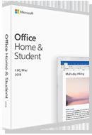 Office voor Thuisgebruik en Studenten 2019