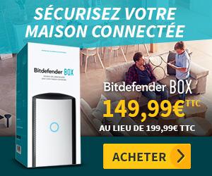 Bitdefender BOX -  1 an