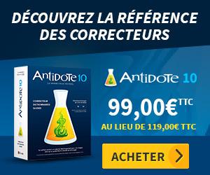 Antidote 10