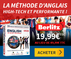 Berlitz Anglais - Tous Niveaux