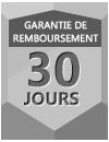 Garantie de remboursement - 30 jours