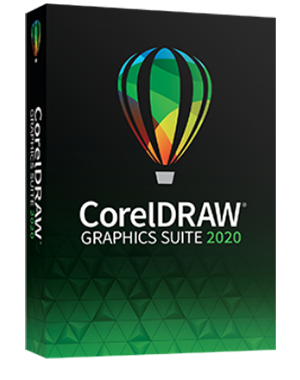 CorelDRAW Graphics Suite 2020 - Windows