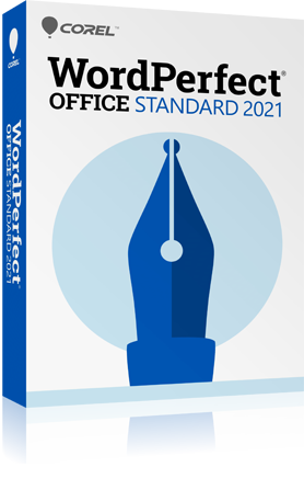WordPerfect Office Standard 2020