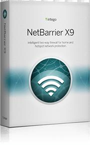 NetBarrier X9
