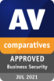AV comparatives - Approved Business Security