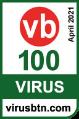virusbtn.com - Vb 100 Virus