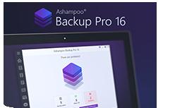 Screenshot 2 Ashampoo Backup Pro 15