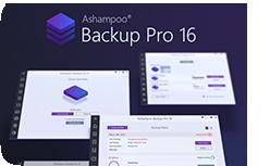 Screenshot 3 Ashampoo Backup Pro 15