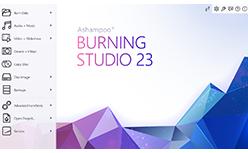Screenshot 2 Ashampoo Burning Studio 22
