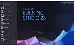 Screenshot 4 Ashampoo Burning Studio 22