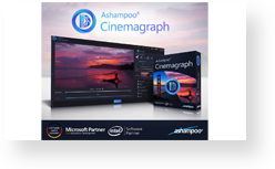 Screenshot 1 Ashampoo Cinemagraph