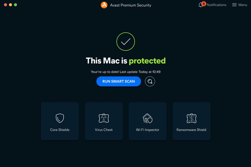 Screenshot 8 Avast Internet Security