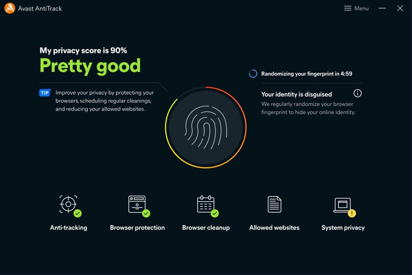 Screenshot 10 Avast Internet Security