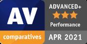 AV Comparative - Avril 2021