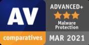 AV Comparative - Mars 2021