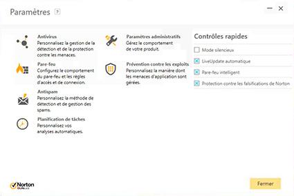Screenshot 2 Norton 360