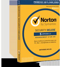 Norton 360 Security Deluxe