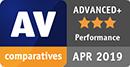 AV Comparative - April 2019