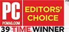 PC Mag Editors' Choice